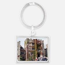 Hever Castle, England, United K Landscape Keychain