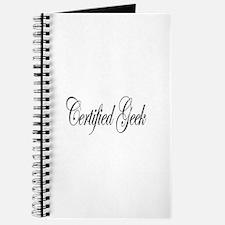 Certified Geek Journal