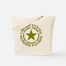 border-patrol Tote Bag
