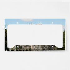 Balmoral Castle, Scotland, Un License Plate Holder