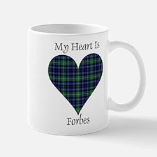 Heart - Forbes Dress Mug Mugs