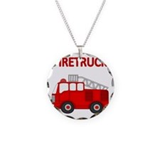 FIRETRUCK Necklace