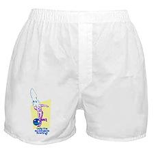 Take the Squidheads Bowling Boxer Shorts
