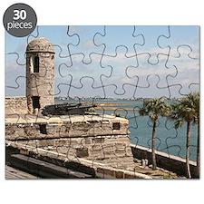 Castel San Marco Fort, St Augustine, Florid Puzzle