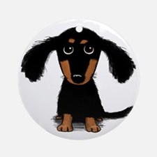 daisydoxie4 Round Ornament