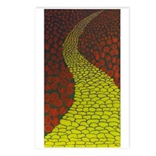 Yellow Brick Road Postcards (Package of 8)