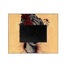 Crimson Lady cushion Picture Frame