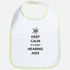 It's Only Hearing Aids Bib
