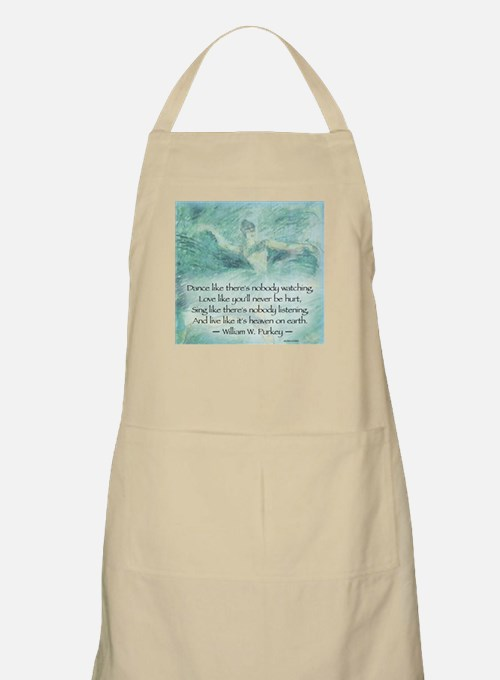 DANCE LIKE NO ONE IS WATCHING Apron