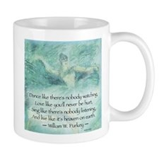 DANCE LIKE NO ONE IS WATCHING Mugs