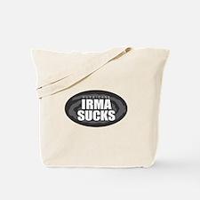 Hurricane Irma Sucks Tote Bag