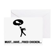 Fried-Chicken-A Greeting Card
