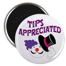 Tips Appreciated Magnet