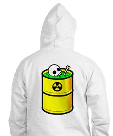 Toxic Wasted - Hoodie