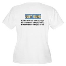 Run with your heart T-Shirt