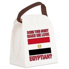 Does This Shirt Make Me Look Egyp Canvas Lunch Bag