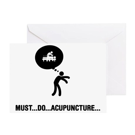 Acupuncture-A Greeting Card