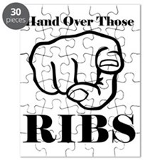 Hand over those ribs Puzzle