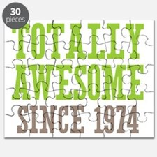 Totally Awesome Since 1974 Puzzle