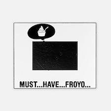 Frozen-Yogurt-A Picture Frame