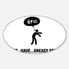Greasy-Food-C Decal