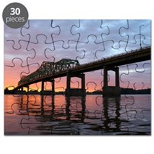 Clinton Bridge Puzzle