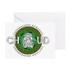 CHUD Greeting Card