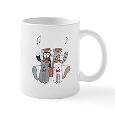 Cat choir Mugs