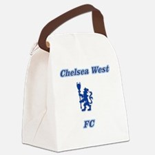 Chelsea West Main Logo Canvas Lunch Bag