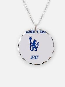 Chelsea West Main Logo Necklace