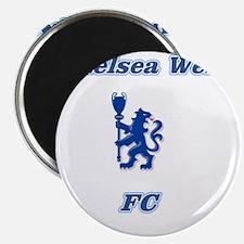 Chelsea West Main Logo Magnet