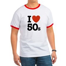 I Love 50s T