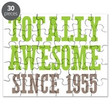 Totally Awesome Since 1955 Puzzle