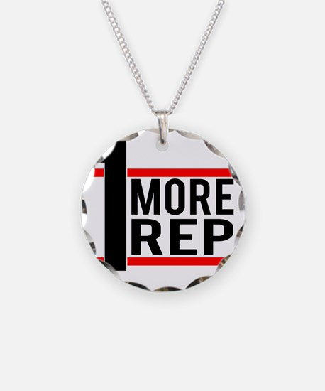 1 More Rep Necklace