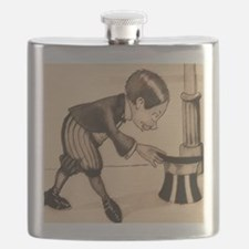 tip of the hat Flask