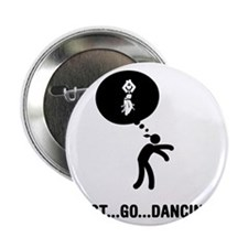 "Belly-Dancer-C 2.25"" Button"