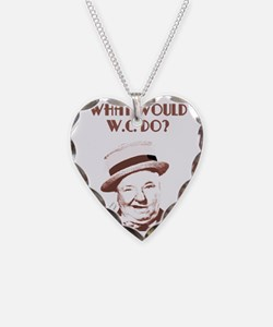What would W.C. do? Necklace