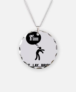 Bricklayer-C Necklace