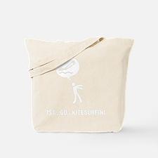 Kitesurfing-D Tote Bag