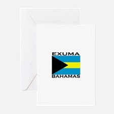 Exuma, Bahamas Greeting Cards (Pk of 10)