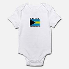 Exuma, Bahamas Onesie