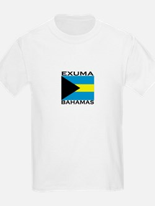 Exuma, Bahamas T-Shirt