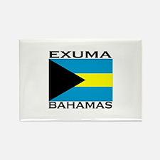 Exuma, Bahamas Rectangle Magnet