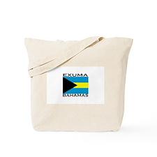 Exuma, Bahamas Tote Bag