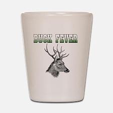 Buck Fever Shot Glass