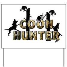 Hunting Yard Sign