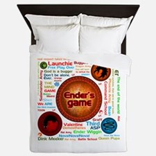 Ender's Game Collection Queen Duvet