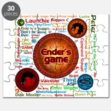 Ender's Game Collection Puzzle