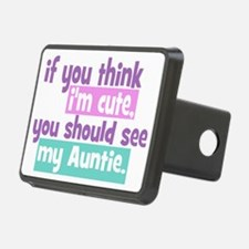 If you think Im Cute - Aun Hitch Cover