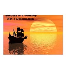 Success_Journey Postcards (Package of 8)